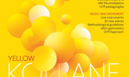 CD Kollane / Muusika ja liikumine