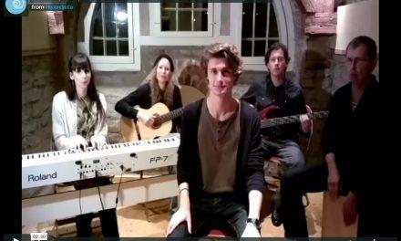Aita vokaalansambel Häälemaa laulud plaadile!